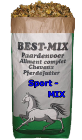 Sport-Mix (mit Hafer)