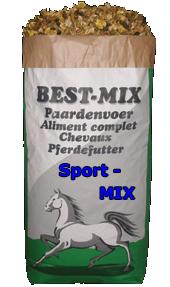 Sport-Mix (Sport mengeling met haver)